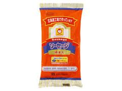 マルちゃん ソーセージ 袋30g×4