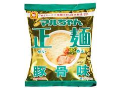 マルちゃん 正麺 豚骨味 袋91g