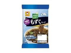 マルちゃん 素材のチカラ 沖縄産もずくスープ 袋3.6g