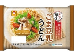 マルちゃん レンジで麺上手 ごま豆乳うどん 袋422g