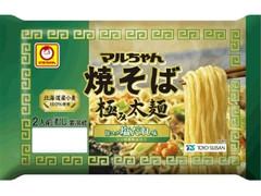 マルちゃん 焼そば 極み太麺 旨コク塩だれ味 袋352g