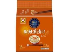 マルちゃん 海からおいしい 紅鮭茶漬け 袋5.2g×4