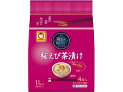 マルちゃん 海からおいしい 桜えび茶漬け 袋4.2g×4