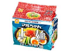 マルちゃん マルちゃん正麺 冷し担担麺 袋109g×5