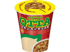 マルちゃん QTTA メキシカンタコス味 カップ87g
