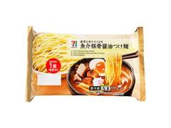 セブンプレミアム 魚介豚骨醤油つけ麺 3食入 袋561g