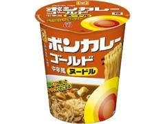 マルちゃん 大塚食品監修 ボンカレーゴールド中辛風ヌードル