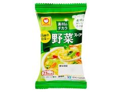 マルちゃん 素材のチカラ 野菜スープ