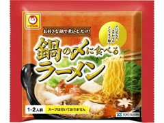 マルちゃん 鍋の〆に食べるラーメン 袋70g