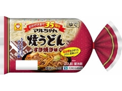 マルちゃん 焼うどん すき焼き味 袋2食