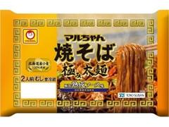 マルちゃん 焼きそば 極み太麺 極旨熟成ソース味 袋2食