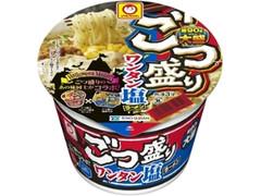 マルちゃん ごつ盛り ワンタン塩ラーメン カップ110g