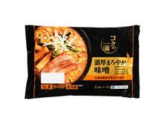 マルちゃん コクの一滴 濃厚まろやか味噌 袋342g