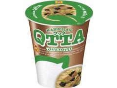マルちゃん QTTA TONKOTSUラーメン カップ76g