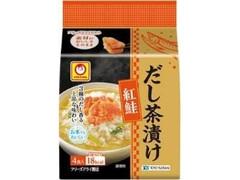 マルちゃん だし茶漬け 紅鮭 袋5.2g×4