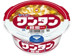 マルちゃん ワンタン 担担スープ カップ32g