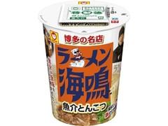 マルちゃん ラーメン海鳴 魚介とんこつ カップ101g