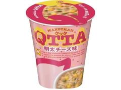 マルちゃん QTTA 明太チーズ味 カップ81g