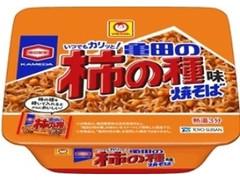マルちゃん 亀田の柿の種味焼そば カップ107g