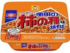 マルちゃん 亀田の柿の種味焼そば