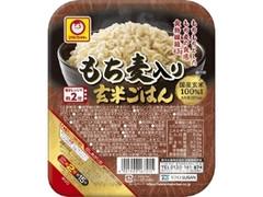 マルちゃん もち麦入り玄米ごはん パック160ℊ