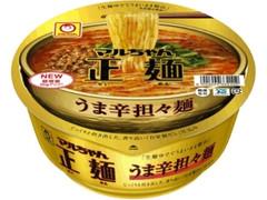 マルちゃん マルちゃん正麺 うま辛担々麺 カップ27g