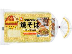 マルちゃん 焼そば バター醤油味