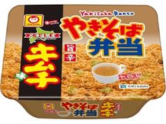 マルちゃん やきそば弁当 旨辛キムチ味 カップ120g