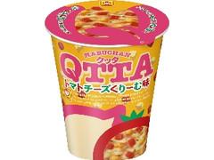 マルちゃん QTTA トマトチーズくりーむ味 カップ77g