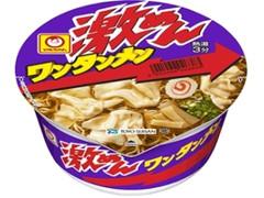 マルちゃん 激めん ワンタンメン カップ92g