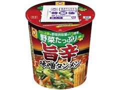 マルちゃん 野菜たっぷり旨辛味噌タンメン