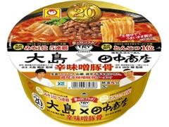 マルちゃん 大島×田中商店 辛味噌豚骨 カップ130g