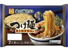 マルちゃん 北の味わい つけ麺 濃厚魚介豚骨醤油味 2人前 袋130g×2