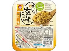 マルちゃん 味な玄米ごはんカレー味 パック160g
