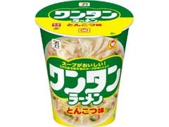 セブンプレミアム ワンタンラーメン とんこつ味 カップ81g