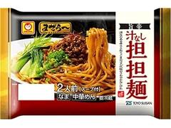 マルちゃん まぜら~ 旨辛汁なし担担麺