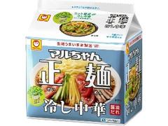 マルちゃん マルちゃん正麺 冷し中華 袋118g×5
