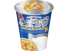マルちゃん QTTA 裏 シーフードクリーム味 カップ80g