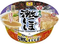 マルちゃん 日本うまいもん 青森津軽煮干しラーメン 激にぼ