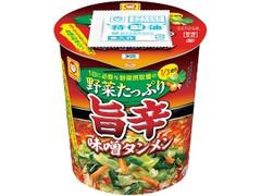 マルちゃん マルちゃん 野菜たっぷり旨辛味噌タンメン