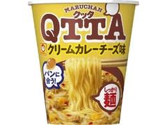 マルちゃん QTTA クリームカレーチーズ味