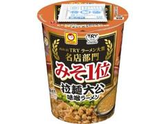 マルちゃん 拉麺大公 味噌ラーメン