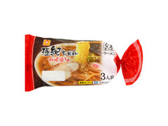 マルちゃん 極細ちぢれ 和風醤油ラーメン 袋139g×3