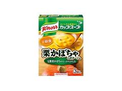 クノール カップスープ 栗かぼちゃのポタージュ 箱3袋