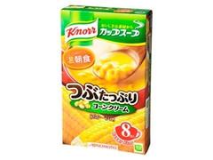 クノール カップスープ つぶたっぷりコーンクリーム 箱132g