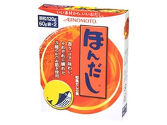 味の素 ほんだし 和風だしの素 箱60g×2
