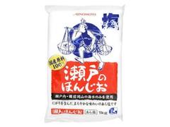 味の素 瀬戸のほんじお 袋1kg