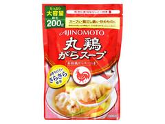 味の素 丸鶏がらスープ 袋200g