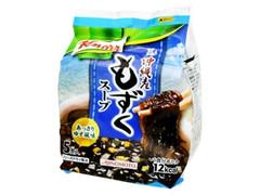 クノール 沖縄産もずくスープ あっさりゆず風味 5食入 袋20g