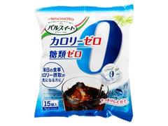 味の素 パルスイート カロリーゼロ ポーション 袋7g×15